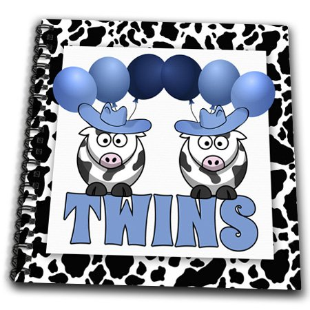 Baby Memory Books For Twins front-631667