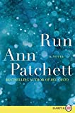 Run LP: A Novel (0061363936) by Patchett, Ann