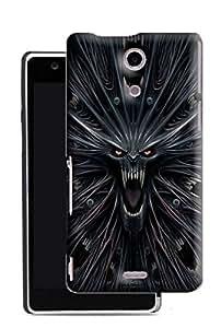 Printfunny Case For Sony Xperia Zr