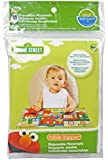 Sesame Street Biodegradable Table Topper Disposable Stick-on Placemat , 30-Count