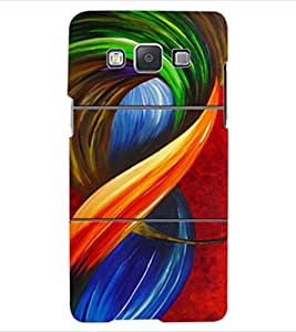 ColourCraft Abstract Image Design Back Case Cover for SAMSUNG GALAXY A5 A500F