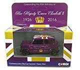 Corgi Commemorative Die-Cast Souvenir Classic Mini - The 90th Birthday of HM Queen Elizabeth II