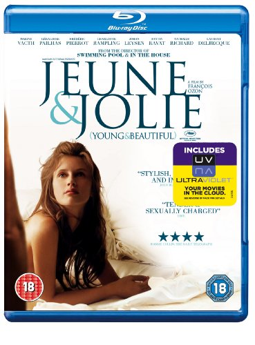 Jeune & Jolie (Young and Beautiful) [Blu-ray + UV Copy] [2013]