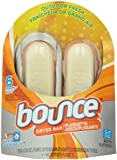 Bounce 6 Month Outdoor Fresh Dryer Bar 3.83 Oz