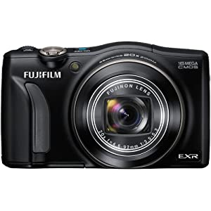 Fujifilm FinePix F750EXR Digital Camera (Black)