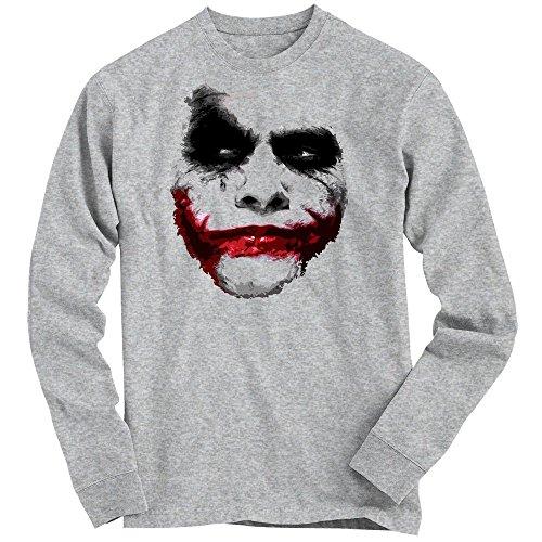 joker-sweatshirt-shadow-shirt-heath-ledger-pulli-pullover-farbegraumeliert-heather-grey-f324grossel