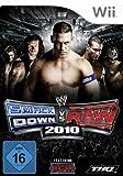 echange, troc THQ - WWE SmackDown! vs. Raw 2010 Wii - Konsolen-Spiele
