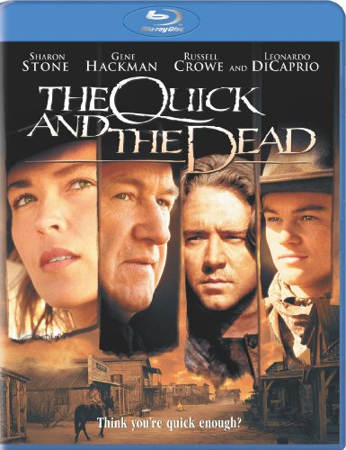 Cover art for  The Quick and the Dead [Blu-ray]