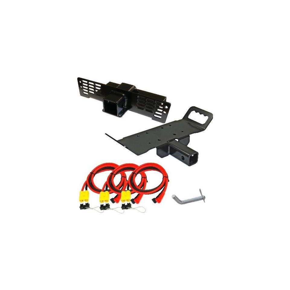 KFI Products UTV 785 Multi Mount Winch Kit for Polaris Ranger