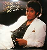 """Michael Jackson - Thriller ( Vinyle, album 33 tours 12"""" 180 gram Audiophile ) Epic Records / Sony Music 85930 , 1982 - édition « Made in Europe by Music On Vinyl B.V. 2009 » Wanna Be Startin' Somethin' - Baby Be Mine - The Girl is Mine - Thriller - Beat It - Billie Jean - Human Nature - P.Y.T. ( Pretty Young Thing ) - The Lady In My Life..."""