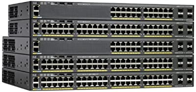 Cisco Catalyst 2960XR-48LPD-I Ethernet Switch WS-C2960XR-48LPD-I