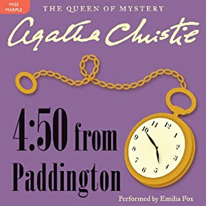 4:50 from Paddington Audiobook