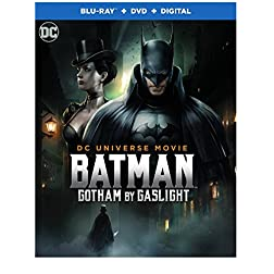 DCU: Batman: Gotham By Gaslight [Blu-ray]