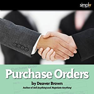 Purchase Orders Audiobook