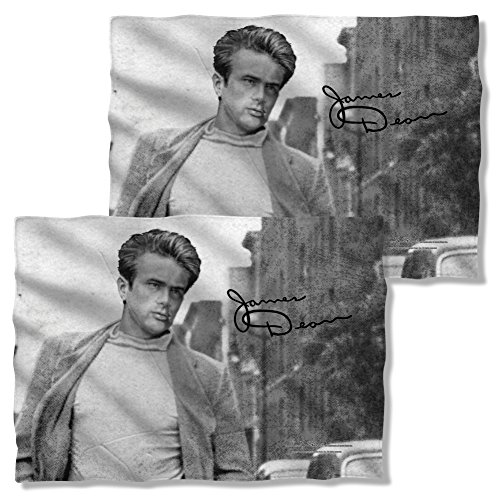 James Dean Walk Front & Back Pillow Case DEA479FBPLO