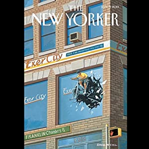 The New Yorker, September 9th 2013 (David Finkel, Malcolm Gladwell, John Lahr) Periodical
