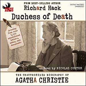 Duchess of Death Audiobook