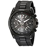 Casio Men's EFR-545SBPB-1BVCF Edifice Tough Solar Black Watch