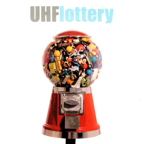 Original album cover of Lottery by UHF