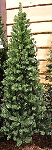 Kaemingk 684512 Baum New Foundland Slim Pine, Soft Nadel PVC, innen, Höhe 150 cm thumbnail