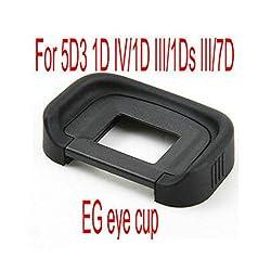 Universal Replacement DSLR Camera EyeCup Eyepiece EG for Canon EOS 7D 5D Mark III 1D X 1D Mark IV 1D Mark III 1D Mark 1D Mark II 1D Mark I