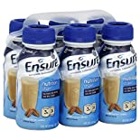 Ensure Nutrition Shake, Butter Pecan, 6 - 8 fl oz (237 ml) bottles