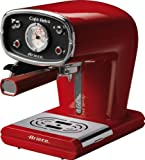 Kitchen - Ariete 0.9 Litre 900 Watt Caff� Retro, Red