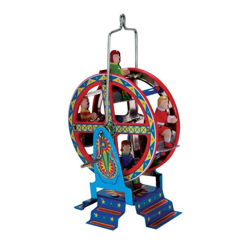 Penny Toy Ferris Wheel Tin Toy