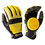 Sector 9 BHNC Slide Glove, Yellow, Small/Medium