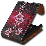 Handy Tasche Case Flip f�r LG E400 Optimus L3 / Handytasche H�lle Etui Schutzh�lle JS M29