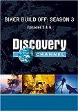 Biker Build Off Season 3 - Episodes 5 & 6 (Part of DVD set)