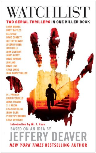 Watch List: Two Serial Killer Thriller In a book