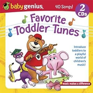 Baby Genius Favorite Toddler Tunes