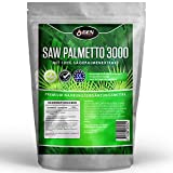 Saw Palmetto Extrakt - Sägepalme - 180 Tabletten - 3000mg -...