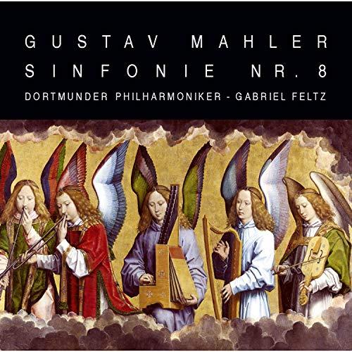 SACD : MAHLER / DORTMUNDER PHILHARMONIKER / FELTZ - Sinfonie 8 (2 Discos)