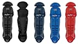 Rawlings 76DCW Youth Double Knee Leg Guards with Wings (Ages 9-12)