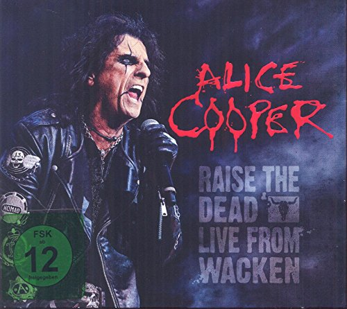 Alice Cooper - Raise The Dead: Live From Wacken - Zortam Music