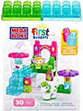 Mega Bloks First Builders Lil Princess Waterfall Garden