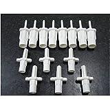 OPSOLU 端子クリンRCAキット(JACK用8個/PLUG用6個)  CLN-RCA2-2-14