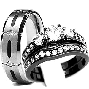 costumes more novelty jewelry wedding engagement rings bridal sets