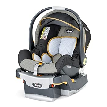 Proper installation is the key to making your baby's world safer. No.1 Rated Chicco KeyFit is the easiest car seat to install correctly. The Chicco KeyFit 30 Infant Car Seat is the premier infant carrier for safety, comfort, and convenience. With its...