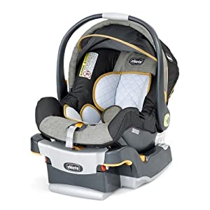 Chicco Keyfit 30 Infant Car Seat and Base, Sedona