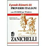 img - for Il grande dizionario dei proverbi italiani. Con CD-ROM book / textbook / text book