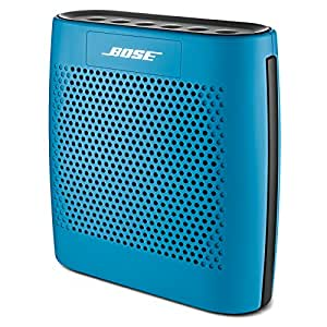 Amazon.com: Bose SoundLink Color Bluetooth Speaker (Blue