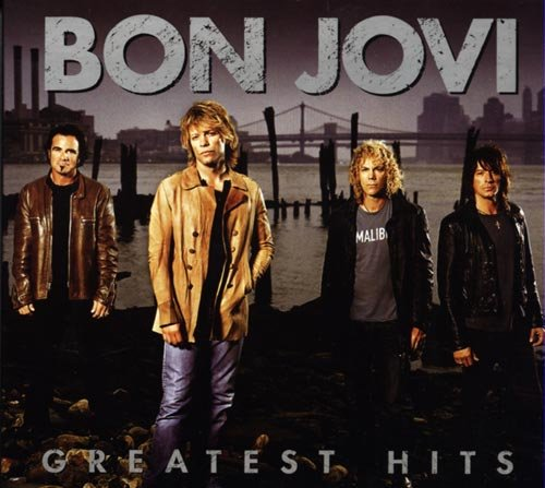 BON JOVI - Greatest Hits [2CD][IMPORT][DIGIPAK]