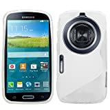Samrick S Wave Coque de protection en hydrogel pour Samsung Galaxy K Zoom