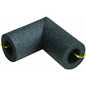 Tundra self sealing joint insulation pipe for Best copper pipe insulation