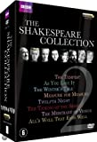 Shakespeare Collection 2: THE TEMPEST / AS YOU LIKE IT / THE WINTER'S TALE / MEASURE FOR MEASURE / TWELFTH NIGHT / THE TAMING OF THE SHREW / THE MERCHANT OF VENICE / ALL'S WELL THAT ENDS WELL (8 DVD Box Set) [import]