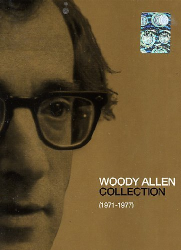 Woody Allen Collection 1971-1977 [5 DVDs] [IT Import]