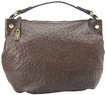 Hot Sale Furla Montmartre M Tracolla C/Zip Shoulder Bag,Coffee,One Size